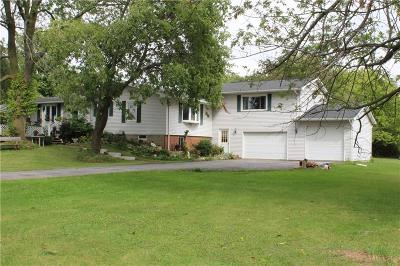 Monroe County Single Family Home A-Active: 7490 4th Section Road