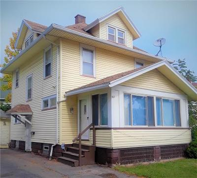 Rochester Single Family Home Active Under Contract: 160 Scottsville Road