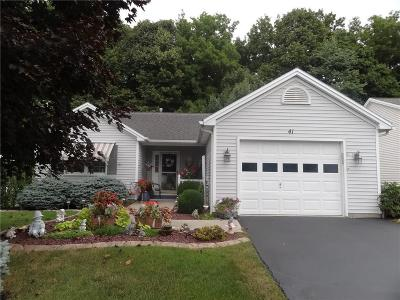 Chili Single Family Home A-Active: 41 Freedom Pond Lane