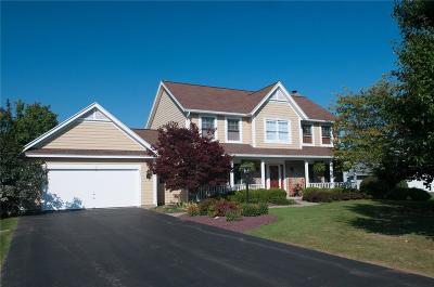 Webster Single Family Home A-Active: 997 Hickory Hollow