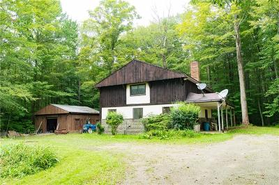 Panama NY Single Family Home A-Active: $225,000