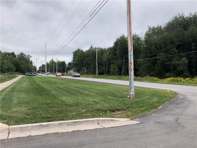 Monroe County Residential Lots & Land A-Active: Owens Road