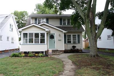 Irondequoit Single Family Home A-Active: 226 Thorndyke Road
