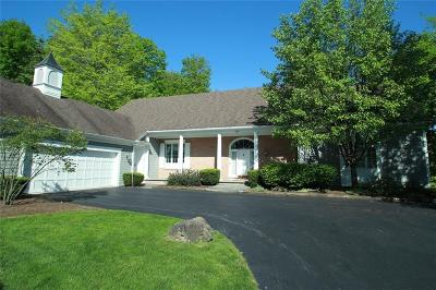 Pittsford Single Family Home A-Active: 54 Woodbury Place #PVT