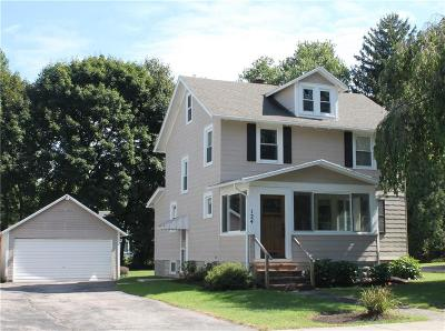Webster Single Family Home A-Active: 124 Dunning Avenue
