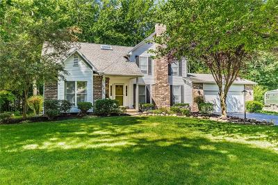 Webster Single Family Home A-Active: 1230 Hardwood Lane
