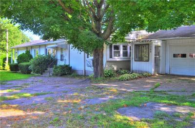 Single Family Home Sold: 7200 E Port Bay Road