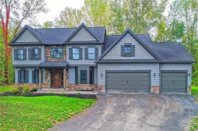 Monroe County Single Family Home A-Active: 1243 Walker Lake Ontario Road