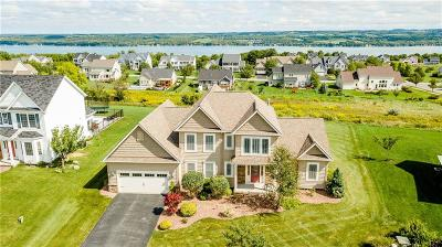 Canandaigua NY Single Family Home A-Active: $429,900