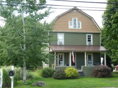 Clymer Single Family Home C-Continue Show: 631 Clymer Sherman Road