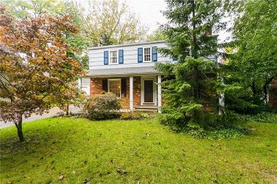 Pittsford Single Family Home A-Active: 17 Green Hill Lane