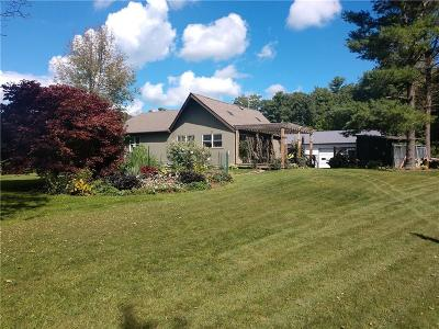 Single Family Home A-Active: 2570 County House Woods Road