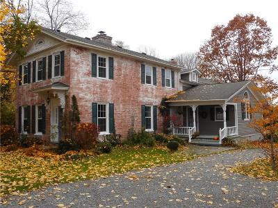West Bloomfield Single Family Home A-Active: 8956 State Route 5 And 20