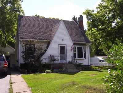 Henrietta Single Family Home A-Active: 49 Wright Road