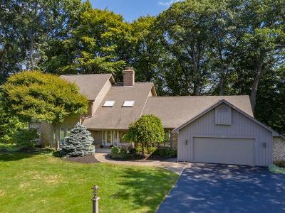 Penfield Single Family Home A-Active: 12 Old Westfall Drive