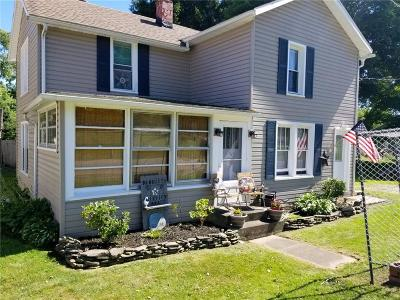 Portville NY Single Family Home U-Under Contract: $99,900
