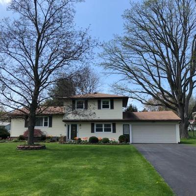 Rochester Single Family Home U-Under Contract: 12 Deb Ellen Drive