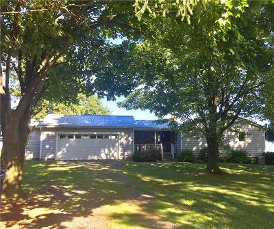 Single Family Home A-Active: 10747 Maple View Heights
