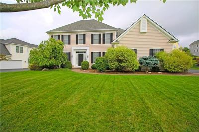 Pittsford Single Family Home A-Active: 17 Amber Hill Drive