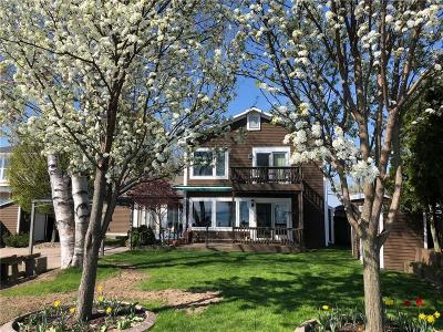 Rochester Single Family Home U-Under Contract: 2260 Edgemere Drive