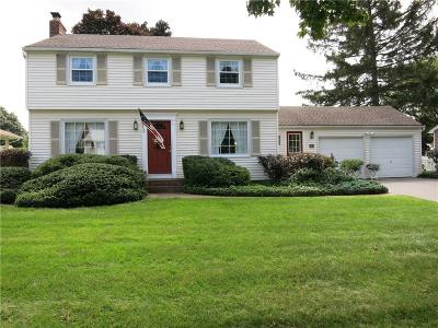Irondequoit Single Family Home A-Active: 181 Dierdre Drive