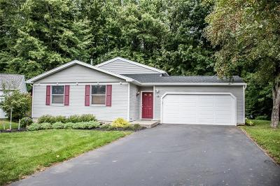 Penfield Single Family Home U-Under Contract: 15 Brandywine Circle