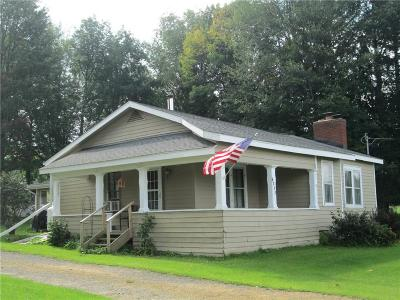 Warsaw Single Family Home A-Active: 6200 State Route 20a East