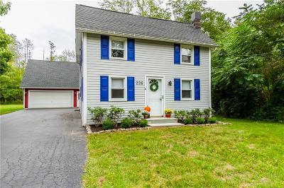 Parma NY Single Family Home A-Active: $149,900