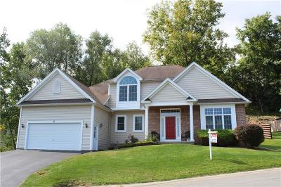 Irondequoit Single Family Home A-Active: 45 Peaceful Trail