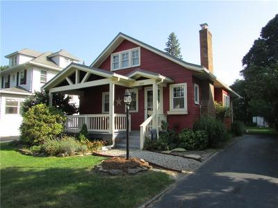 Irondequoit Single Family Home A-Active: 329 Walzford Road