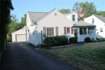 Irondequoit Single Family Home A-Active: 20 Manor Drive