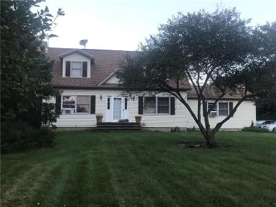 Bergen Single Family Home A-Active: 1980 Reed Road