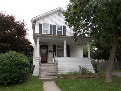 Seneca Falls Single Family Home A-Active: 73 Ovid Street