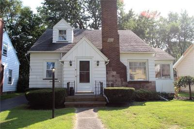 Irondequoit Single Family Home A-Active: 15 Burwell Road