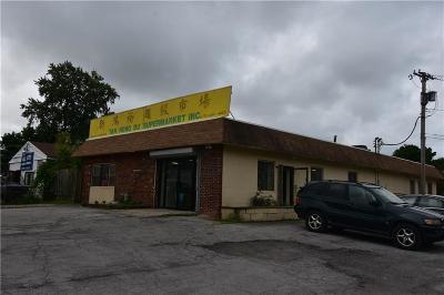 Monroe County Commercial A-Active: 1541 North Clinton Avenue
