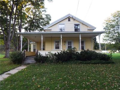 Single Family Home A-Active: 6832 E. Main St. (County Rd. 20)