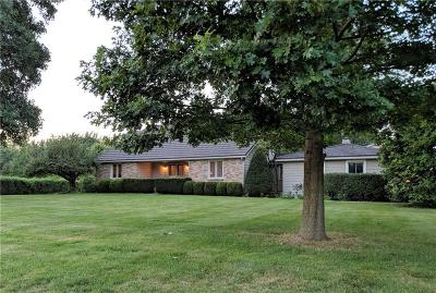 Penfield Single Family Home A-Active: 81 Peak Hill Drive