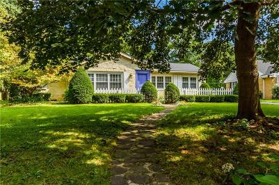 Pittsford Single Family Home A-Active: 186 Overbrook Road