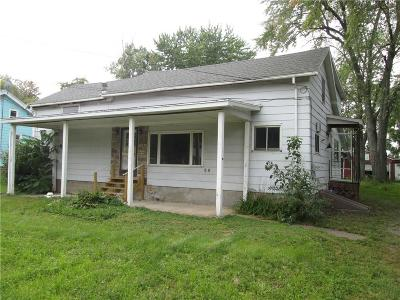 Marion Single Family Home A-Active: 4081 North Main Street