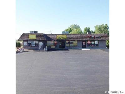 Monroe County Commercial A-Active: 3193 Chili Avenue