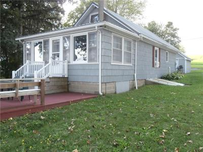 Fayette NY Single Family Home A-Active: $329,900