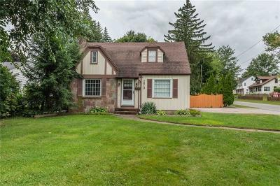 Irondequoit Single Family Home A-Active: 2819 Culver Road