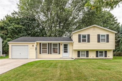 Rochester Single Family Home U-Under Contract: 229 Elm Drive