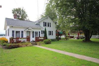 Jamestown NY Single Family Home Sold: $380,000