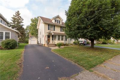 Rochester Single Family Home A-Active: 82 Elm Drive