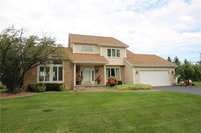Pittsford Single Family Home A-Active: 22 Cobblefield Way