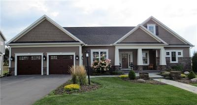Pittsford Single Family Home A-Active: 8 (Lot 43) Lexton Way