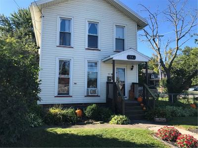 Albion Single Family Home A-Active: 34 West Avenue