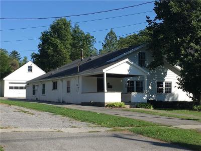 Genesee County Single Family Home A-Active: 50 Myrtle Street