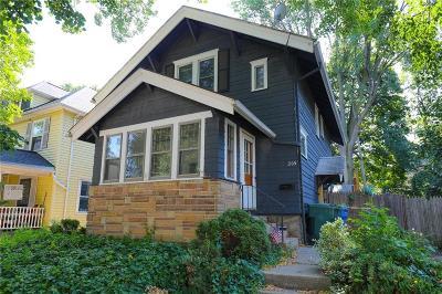 Rochester Single Family Home A-Active: 205 Dickinson Street